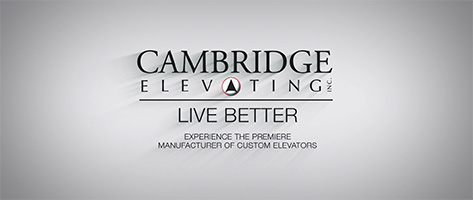 Cambridge Elevating Inc Premium Manufacturer of Custom Elevators