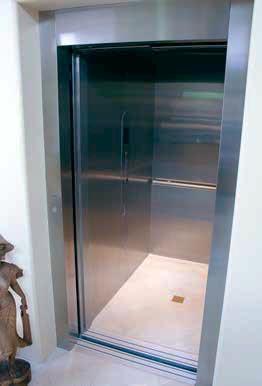 Cambrian inside cab elevator