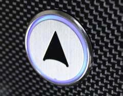 Journey LU/LA up arrow button