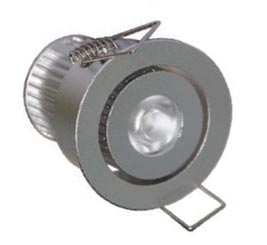 Low Voltage LED Lights set of 6 LED pin spotlights