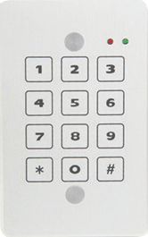 Keypad call button