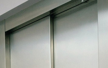 Stainless steel door Cambrian