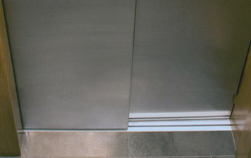 Stainless Steel door Heritage and Cambrian models