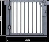 36 Inch Upper Gate Picket