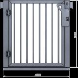 42 Inch Upper Gate Picket