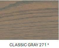 Classic Gray Cab Finish