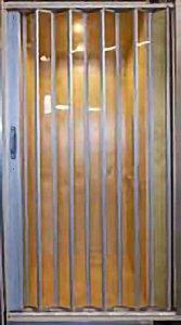 Clear panels for 9500 series PLI elevators