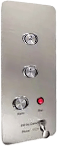 PLI 9500 Series Stainless Steel Panel